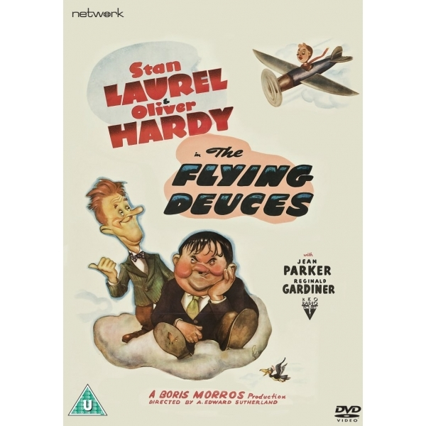 Laurel And Hardy: The Flying Deuces DVD