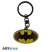 DC Comics - Batman Logo Metal Keyring