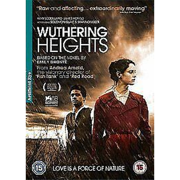 Wuthering Heights 2011 DVD