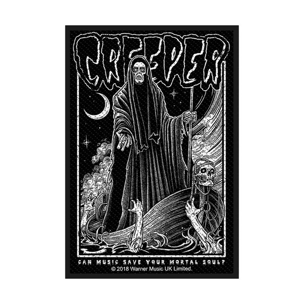 Creeper - Mortal Soul Standard Patch