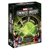 Marvel Studios Collector's Edition Box Set - Phase 3 Part 1 DVD