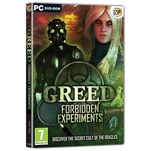 Greed Forbidden Experiments PC Game