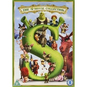 Shrek - 4 Movie Complete Collection DVD