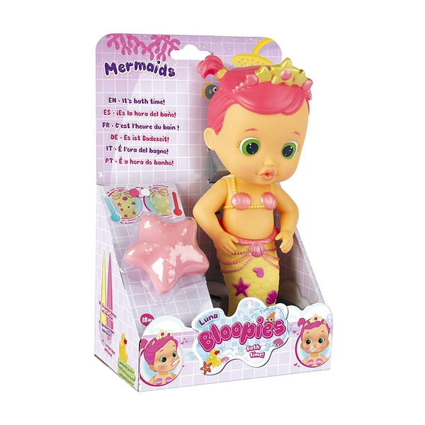 Bloopies Mermaids Luna Doll