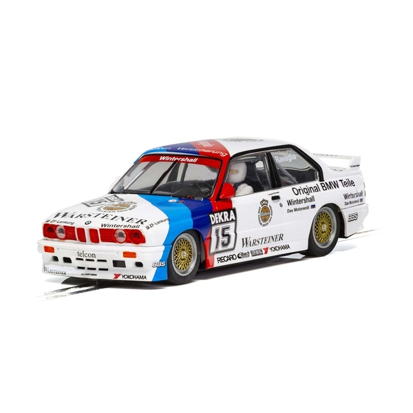 BMW E30 M3 DTM 1989 Champion 1:32 Scalextric Classic Touring Car