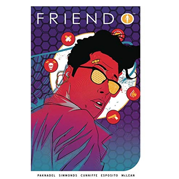 Friendo TPB Vol. 1