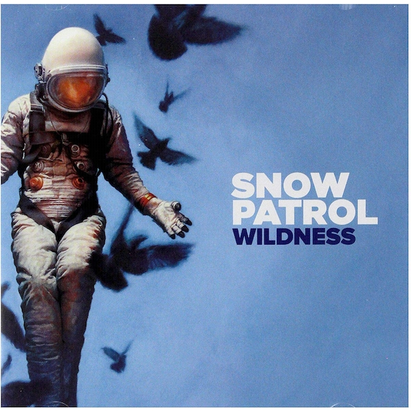 Snow Patrol Wildness CD