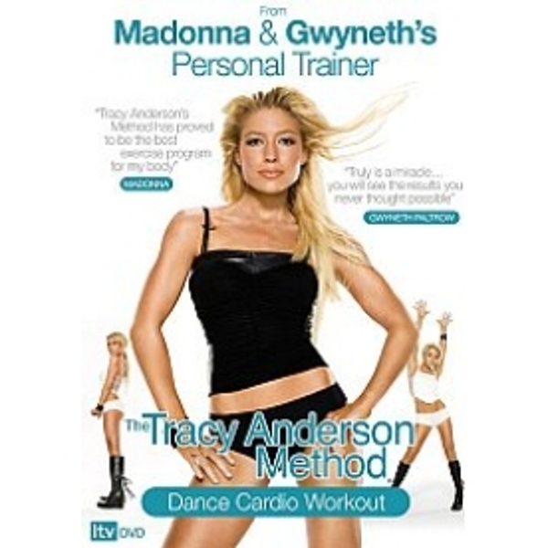 The Tracy Anderson Method - Dance Cardio Workout DVD