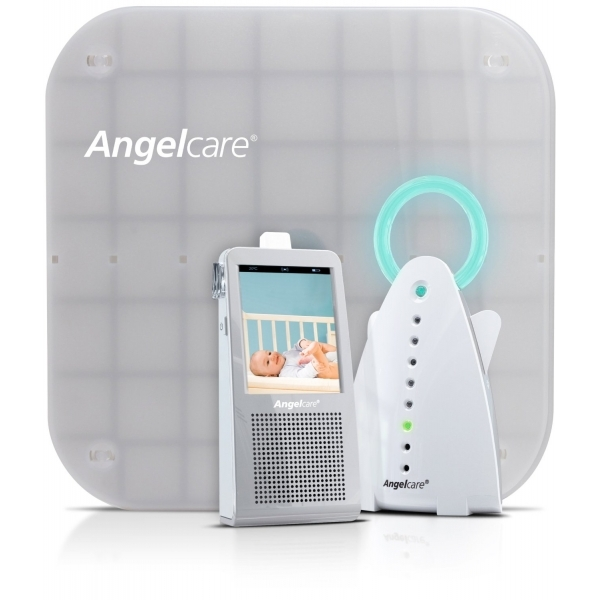 (Damaged Packaging) Angelcare AC1100 Digital Video, Movement & Sound Baby Monitor (UK Plug)