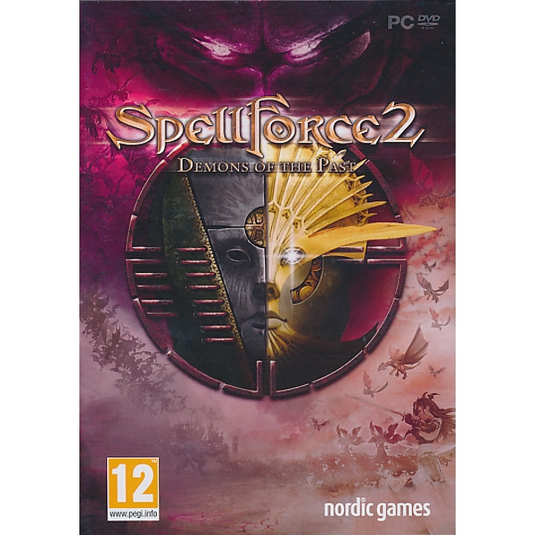 Spellforce 2 Demons of the Past PC Game