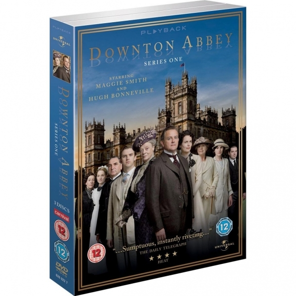 Downton Abbey Series 1 DVD