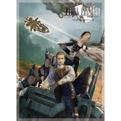 Final Fantasy TCG FF12- Fran Balthier Sleeves (60 Pack)