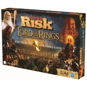 Ex-Display Lord of The Rings Risk Board Game Used - Like New