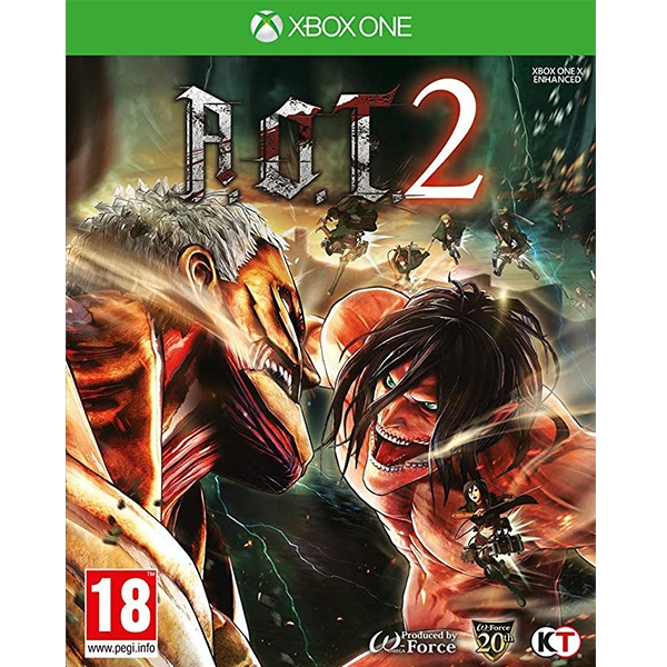 Attack On Titan 2 (A.O.T) Xbox One Game