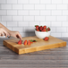 Wooden Chopping Board | M&W - Image 2