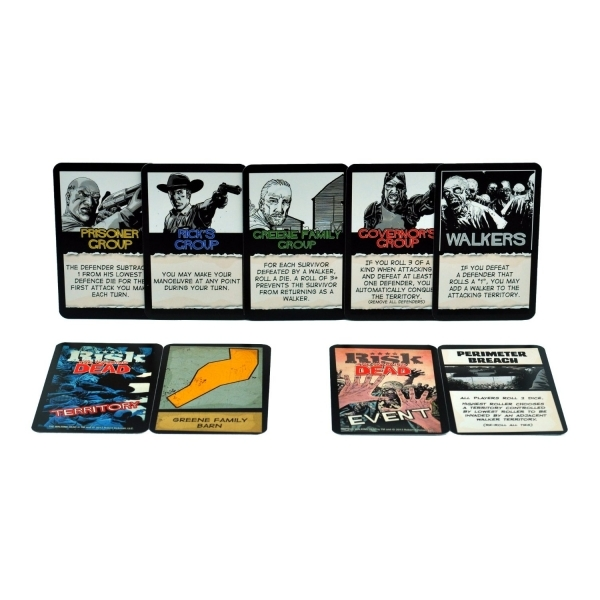 Risk The Walking Dead Edition - Image 3