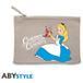 DISNEY - Alice curiouser - Grey Cosmetic Case - Image 2