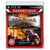 God of War Collection Volume 2 II Game (Essentials) PS3