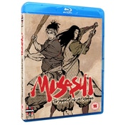 Musashi The Dream of The Last Samurai Blu-ray