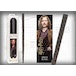 Sirius Black PVC Wand and Prismatic Bookmark by The Noble Collection - Image 2