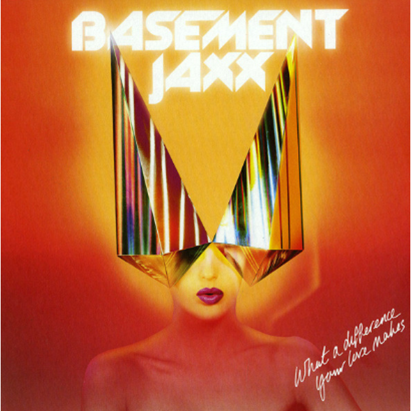 Bassment Jaxx - What A Difference Your Love Makes / Back 2 The Wild Vinyl