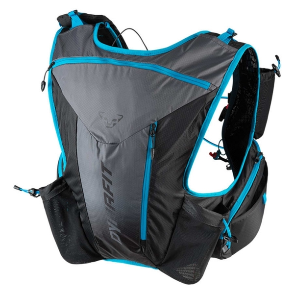 Dynafit Enduro 12L Backpack Grey Black/Blue