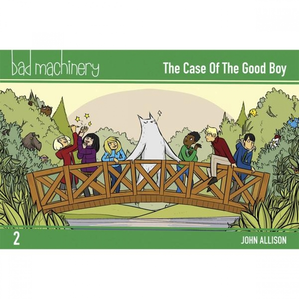 Bad Machinery  Volume 2 Pocket Edition