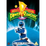 Power Rangers: The Best of Blue DVD