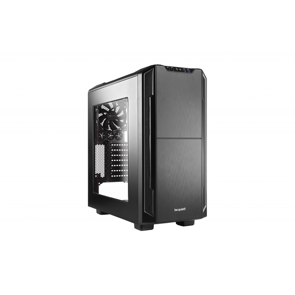 Image of be quiet! SILENT BASE 600 Computer Case with Window Black