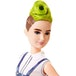 Barbie Fashionista Doll - Green Striped Mohawk - Image 2