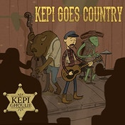 Kepi Ghoulie - Kepi Goes Country Vinyl