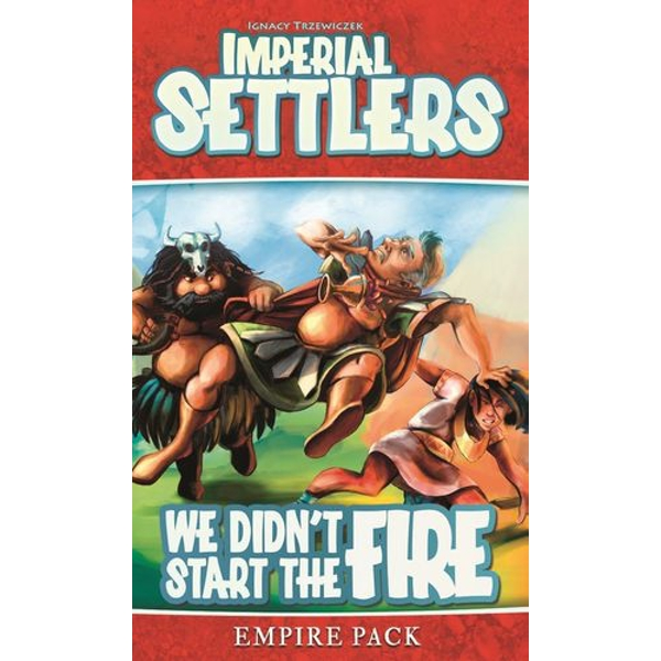Imperial Settlers: We Didn't Start the Fire Expansion Board Game