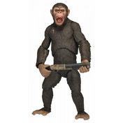Neca Dawn of the Planet of the Apes 7 Inch Figure Series 2 Caesar/Shotgun