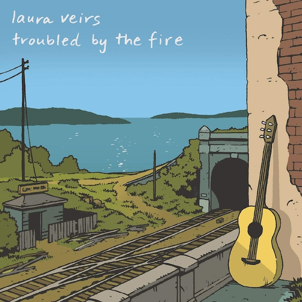 Laura Veirs - Troubled By The Fire Vinyl