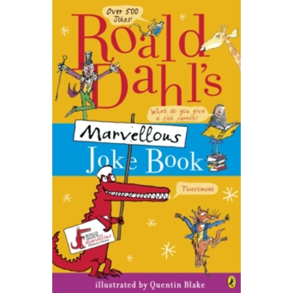 Roald Dahl's Marvellous Joke Book by Penguin Books Ltd (Paperback, 2011)