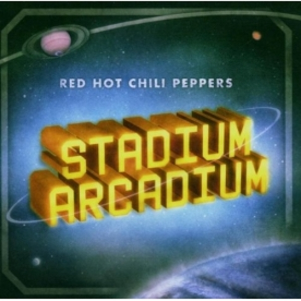 Red Hot Chili Peppers / Stadium Arcadium CD