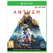 Anthem Xbox One Game (with Foil Postcards and Day One DLC)