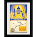 Transport For London Londons Freedom 50 x 70 Framed Collector Print - Image 2