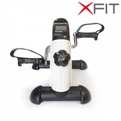 Mini Arm & Leg Exercise Bike, Digital LCD Counter, XFit Under Desk Fitness