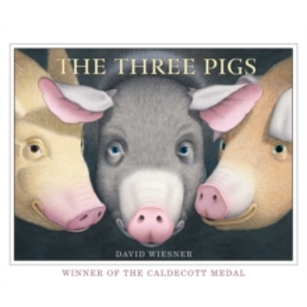 The Three Pigs by David Wiesner (Paperback, 2012)