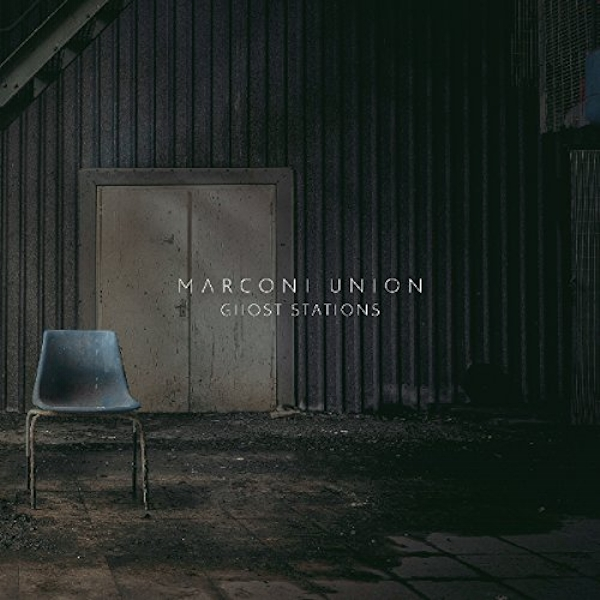 Marconi Union - Ghost Stations (2LP Gatefold Sleeve) Vinyl
