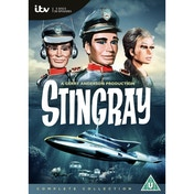 Stingray The Complete Collection DVD