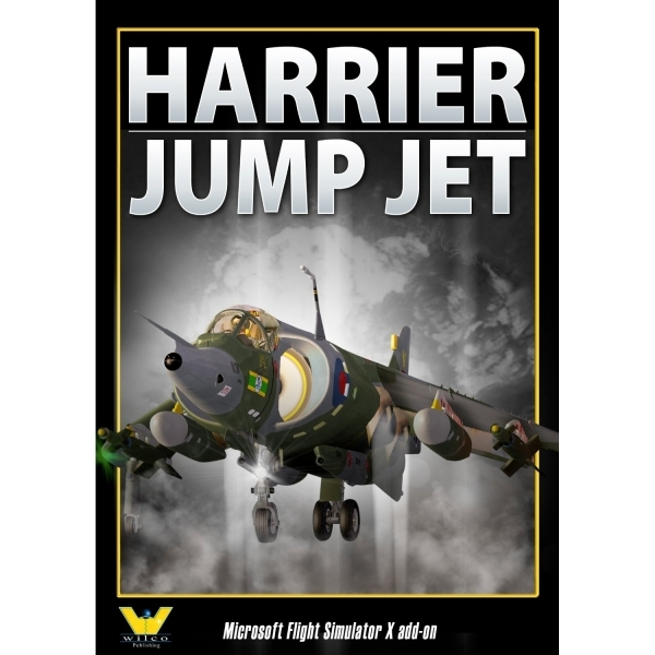 Harrier Jump Jet Game PC
