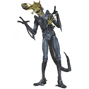 Battle Damaged Alien Warrior Blue (Aliens Series 12) Action Figure