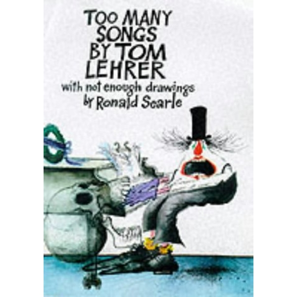 Too Many Songs by Tom Lehrer (Paperback, 1999)