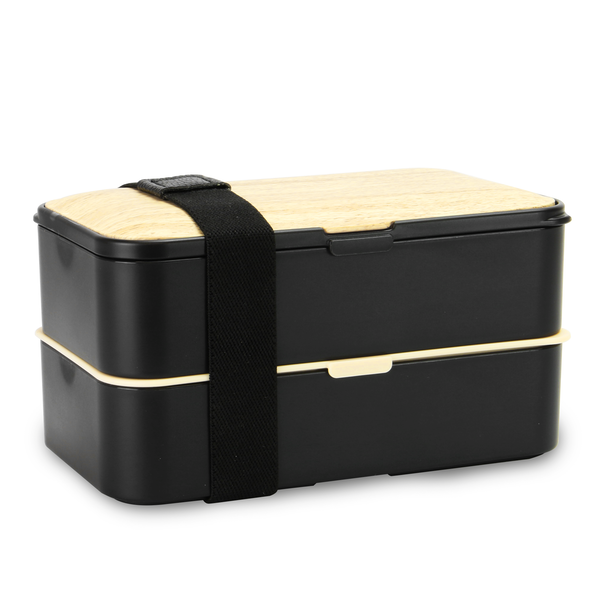 2 Tier Bento Lunch Box | M&W