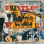 The Beatles - Anthology 2 40 x 40cm Canvas