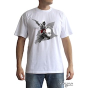 Assassin's Creed - Edward Flag Men's X-Large T-Shirt - White