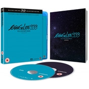 Evangelion 3.33 You Can Not Redo Collector's Edition Combo Pack DVD & Blu-ray