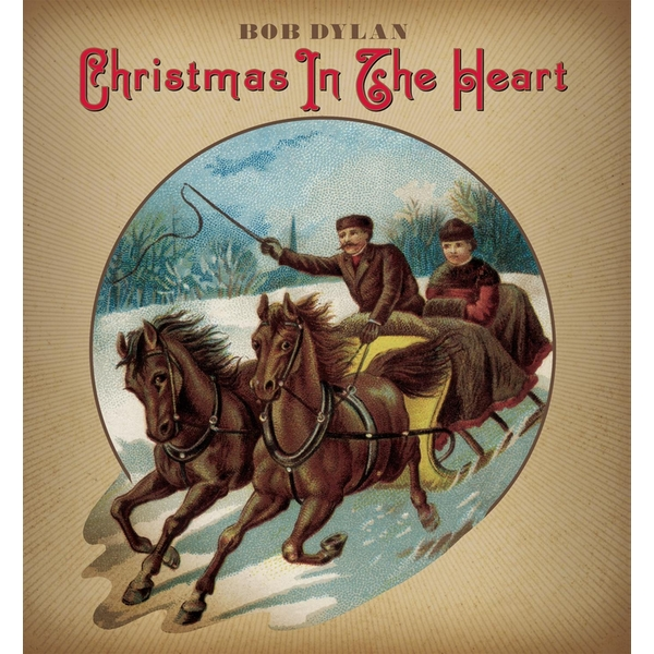 Bob Dylan - Christmas In The Heart Vinyl